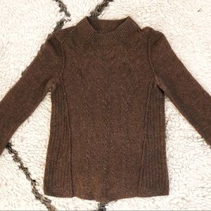 Cozy Free People sweater